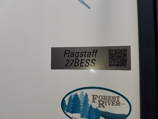 2017 Forest River FLAGSTAFF 27BESS Albuquerque, New Mexico 1