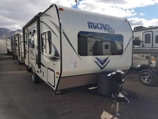 2017 Forest River MICROLITE 19FBS Albuquerque, New Mexico
