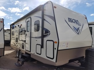 2017 Forest River MICROLITE 25BRDS Albuquerque, New Mexico