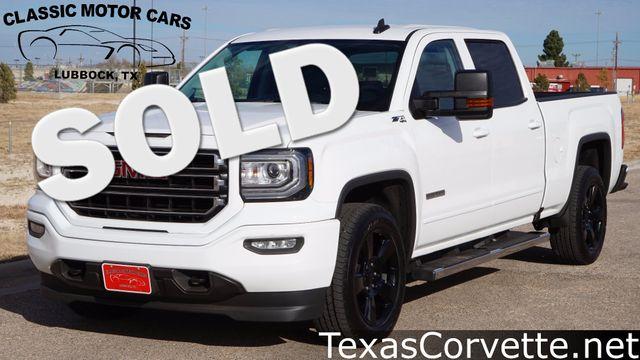 2017 GMC Sierra 1500 Elevation Edition | Lubbock, Texas | Classic Motor Cars