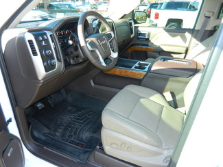 2017 GMC Sierra 1500 SLT Crew Cab Z71 4x4 6.2 liter V8 Sulphur Springs, Texas 6