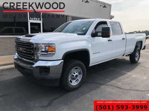 2017 GMC Sierra 2500HD W/T 4x4 Diesel Long Bed Chrome All Power 1 Owner in Searcy, AR