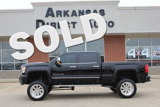 2017 GMC Sierra 2500HD Denali LIFTED DURAMAX Conway, Arkansas