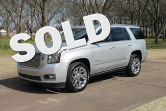 2017 GMC Yukon Denali 4WD MSRP $78960 in Marion, Arkansas