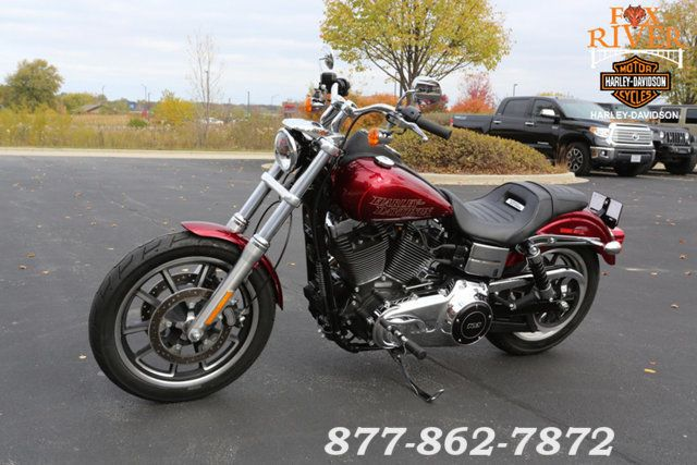 2017 Harley-Davidson DYNA LOW RIDER FXDL LOW RIDER FXDL McHenry, Illinois 4
