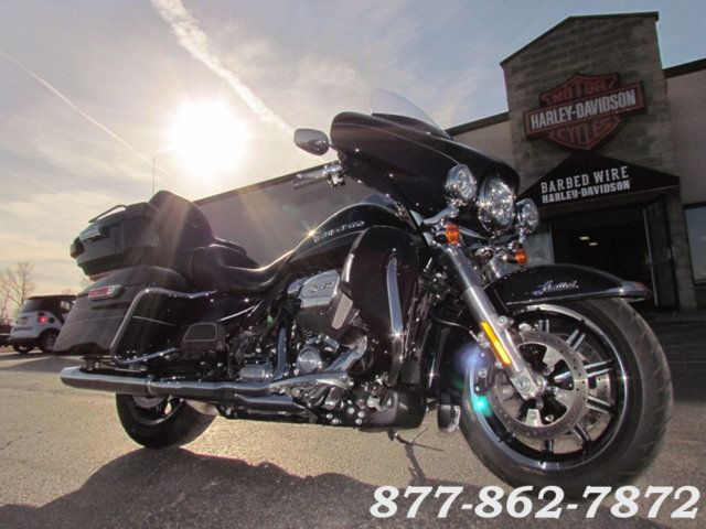 2017 Harley-Davidson ELECTRA GLIDE ULTRA LIMITED FLHTK ULTRA LIMITED FLHTK Chicago, Illinois 2