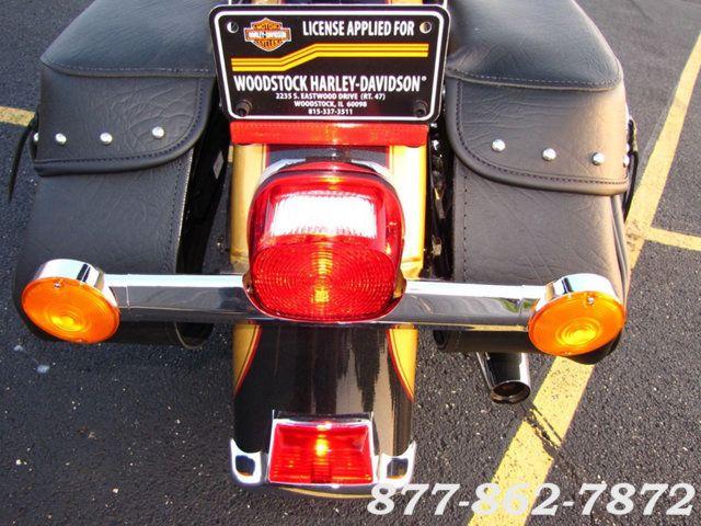 2017 Harley-Davidson HERITAGE SOFTAIL CLASSIC FLSTC HERITAGE CLASSIC McHenry, Illinois 22