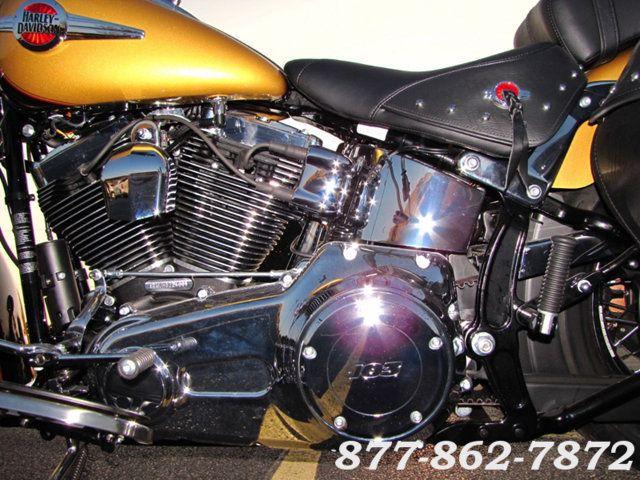 2017 Harley-Davidson HERITAGE SOFTAIL CLASSIC FLSTC HERITAGE CLASSIC McHenry, Illinois 28