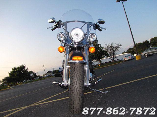 2017 Harley-Davidson HERITAGE SOFTAIL CLASSIC FLSTC HERITAGE CLASSIC McHenry, Illinois 3