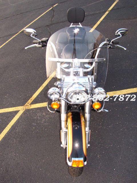 2017 Harley-Davidson HERITAGE SOFTAIL CLASSIC FLSTC HERITAGE CLASSIC McHenry, Illinois 31