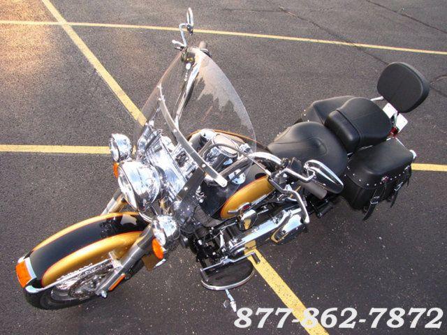 2017 Harley-Davidson HERITAGE SOFTAIL CLASSIC FLSTC HERITAGE CLASSIC McHenry, Illinois 32