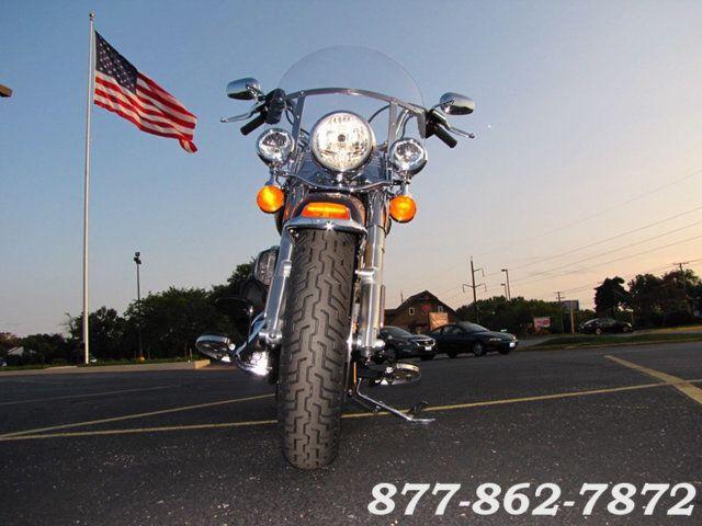 2017 Harley-Davidson HERITAGE SOFTAIL CLASSIC FLSTC HERITAGE CLASSIC McHenry, Illinois 37