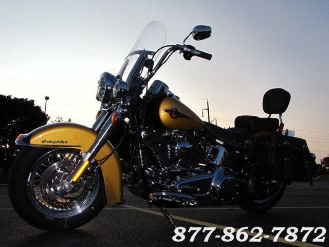 2017 Harley-Davidson HERITAGE SOFTAIL CLASSIC FLSTC HERITAGE CLASSIC McHenry, Illinois 38