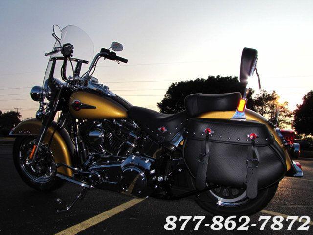 2017 Harley-Davidson HERITAGE SOFTAIL CLASSIC FLSTC HERITAGE CLASSIC McHenry, Illinois 39