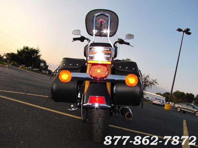 2017 Harley-Davidson HERITAGE SOFTAIL CLASSIC FLSTC HERITAGE CLASSIC McHenry, Illinois 40