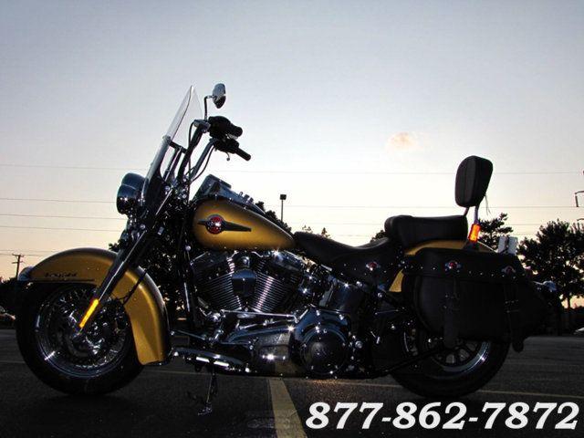 2017 Harley-Davidson HERITAGE SOFTAIL CLASSIC FLSTC HERITAGE CLASSIC McHenry, Illinois 42