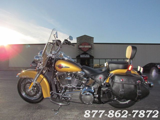 2017 Harley-Davidson HERITAGE SOFTAIL FLSTC HERITAGE SOFTAIL McHenry, Illinois 1