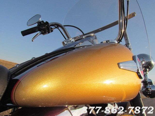 2017 Harley-Davidson HERITAGE SOFTAIL FLSTC HERITAGE SOFTAIL McHenry, Illinois 17