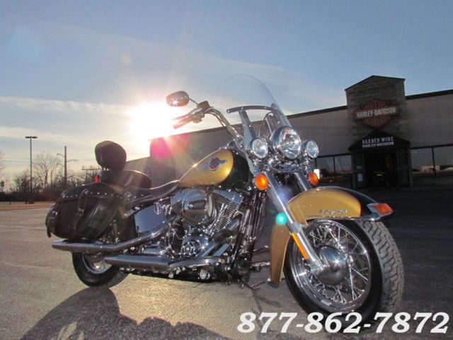 2017 Harley-Davidson HERITAGE SOFTAIL FLSTC HERITAGE SOFTAIL McHenry, Illinois 2