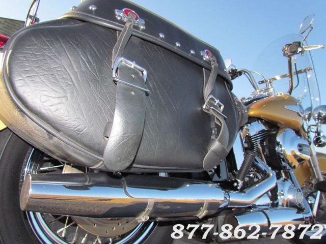 2017 Harley-Davidson HERITAGE SOFTAIL FLSTC HERITAGE SOFTAIL McHenry, Illinois 24