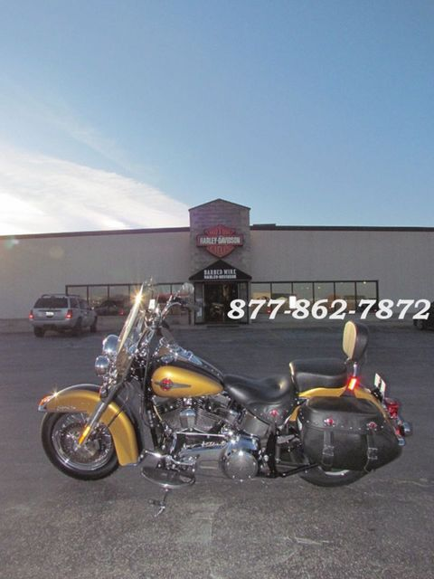 2017 Harley-Davidson HERITAGE SOFTAIL FLSTC HERITAGE SOFTAIL McHenry, Illinois 31