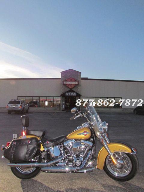 2017 Harley-Davidson HERITAGE SOFTAIL FLSTC HERITAGE SOFTAIL McHenry, Illinois 32