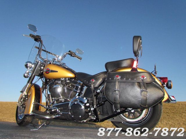 2017 Harley-Davidson HERITAGE SOFTAIL FLSTC HERITAGE SOFTAIL McHenry, Illinois 36