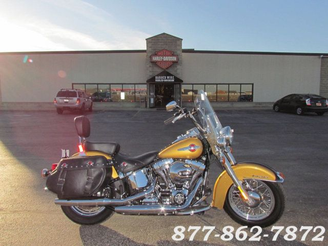 2017 Harley-Davidson HERITAGE SOFTAIL FLSTC HERITAGE SOFTAIL McHenry, Illinois 41