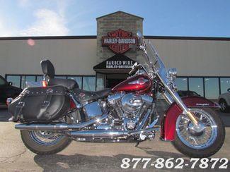 2017 Harley-Davidson HERITAGE SOFTAIL FLSTC HERITAGE SOFTAIL McHenry, Illinois