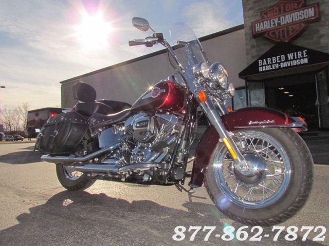 2017 Harley-Davidson HERITAGE SOFTAIL FLSTC HERITAGE SOFTAIL Chicago, Illinois 2