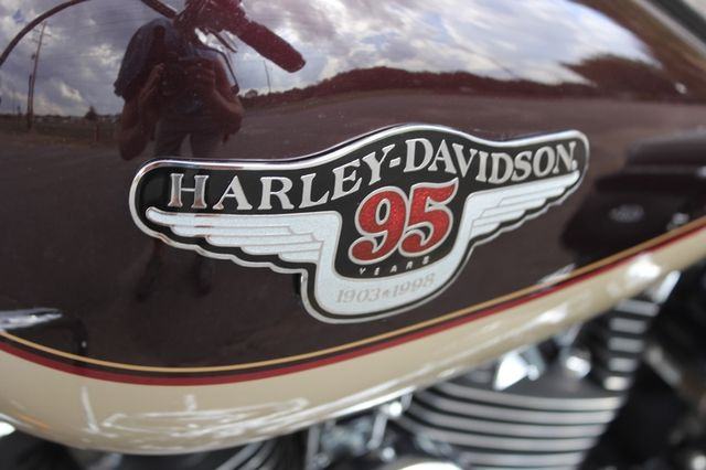 1998 Harley Davidson FLHRC I 95TH Anniversary Special Edition Electra Glide Road King Classic Mooresville , NC 2