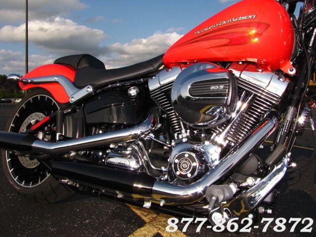 2017 Harley-Davidson SOFTAIL BREAKOUT FXSB BREAKOUT FXSB McHenry, Illinois 26