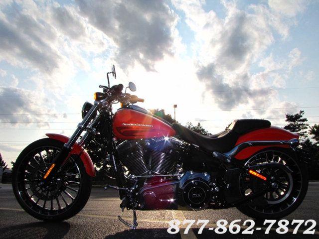 2017 Harley-Davidson SOFTAIL BREAKOUT FXSB BREAKOUT FXSB McHenry, Illinois 33