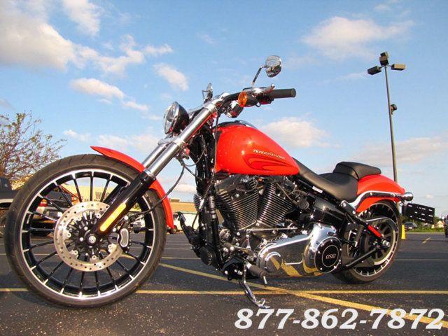 2017 Harley-Davidson SOFTAIL BREAKOUT FXSB BREAKOUT FXSB McHenry, Illinois 4