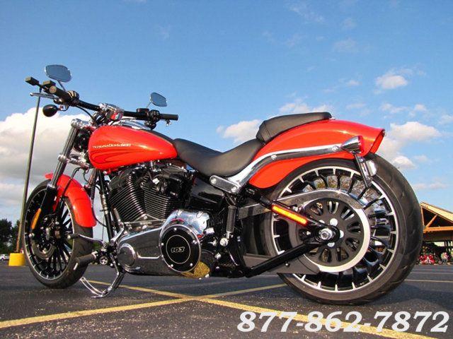 2017 Harley-Davidson SOFTAIL BREAKOUT FXSB BREAKOUT FXSB McHenry, Illinois 5
