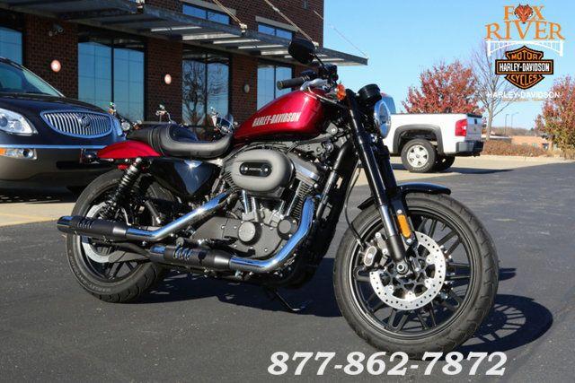 2017 Harley-Davidson SPORTSTER 1200 ROADSTER XL1200CX 1200 ROADSTER XL1200 McHenry, Illinois 1