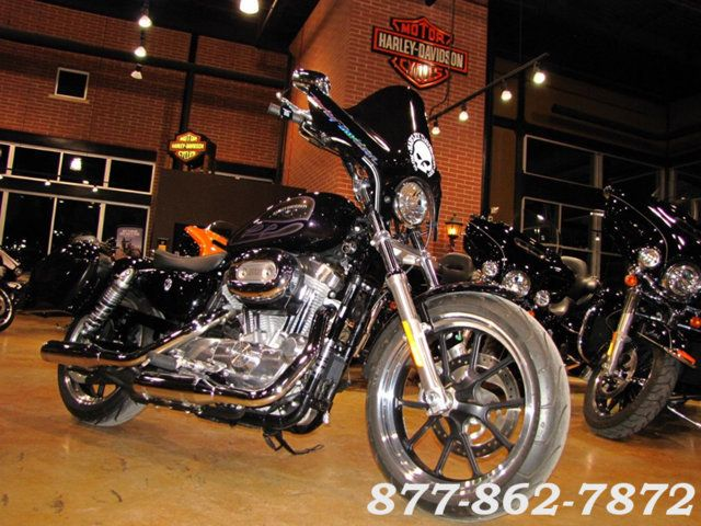 2017 Harley-Davidson SPORTSTER 883 SUPERLOW XL883L SPORTSTER 883 LOW McHenry, Illinois 2