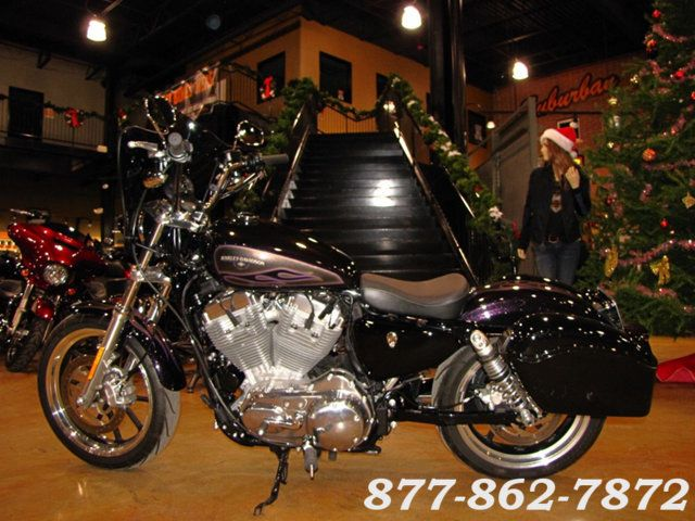 2017 Harley-Davidson SPORTSTER 883 SUPERLOW XL883L SPORTSTER 883 LOW McHenry, Illinois 44