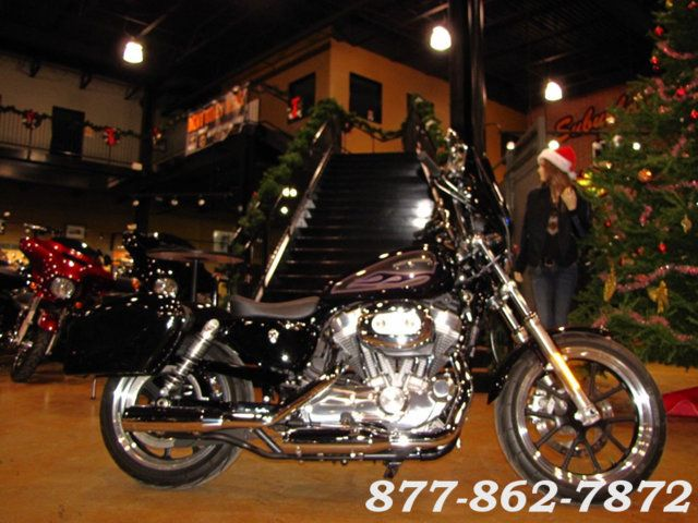 2017 Harley-Davidson SPORTSTER 883 SUPERLOW XL883L SPORTSTER 883 LOW McHenry, Illinois 45