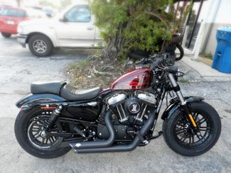2017 Harley-Davidson Sportster Forty-Eight XL1200X 48 in Hollywood, Florida