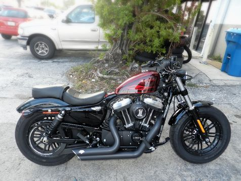 2017 Harley-Davidson Sportster Forty-Eight XL1200X 48 A BEAUTY!!! Extras! in Hollywood, Florida
