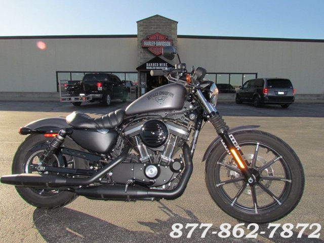 2017 Harley-Davidson SPORTSTER XL883N IRON 883 IRON 883 XL883N Chicago, Illinois 0