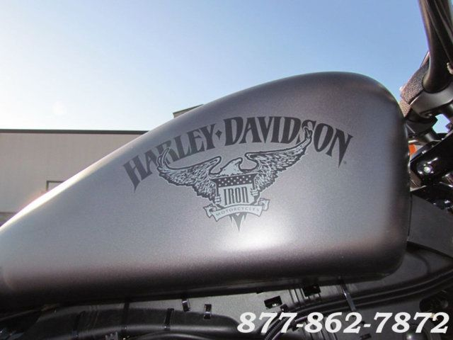 2017 Harley-Davidson SPORTSTER XL883N IRON 883 IRON 883 XL883N Chicago, Illinois 18