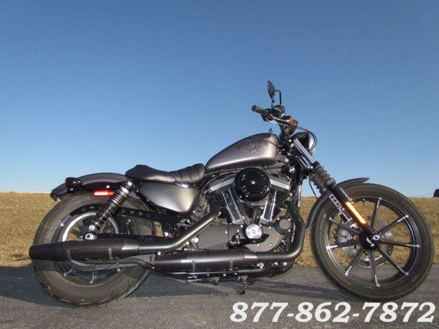 2017 Harley-Davidson SPORTSTER XL883N IRON 883 IRON 883 XL883N Chicago, Illinois 39