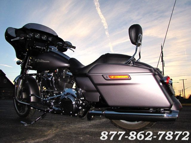 2017 Harley-Davidson STREET GLIDE SPECIAL FLHXS STREET GLIDE SPECIAL McHenry, Illinois 47