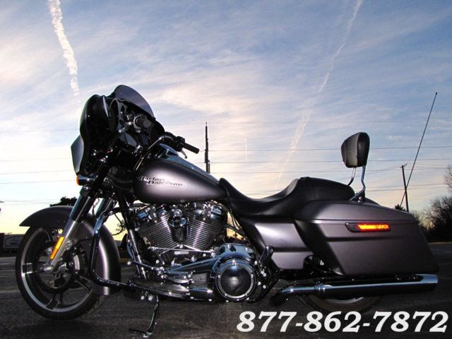 2017 Harley-Davidson STREET GLIDE SPECIAL FLHXS STREET GLIDE SPECIAL McHenry, Illinois 50