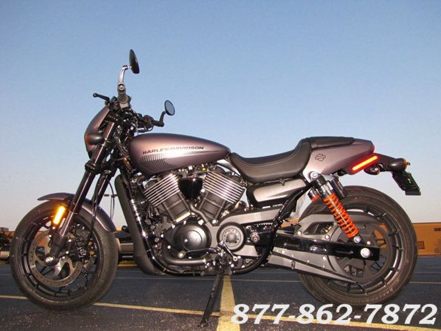 2017 Harley-Davidson STREET ROD 750 XG750A STREET ROD XG750 McHenry, Illinois 1