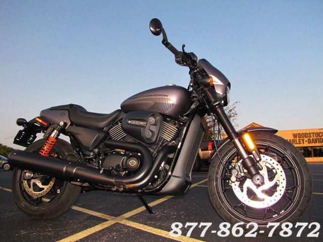 2017 Harley-Davidson STREET ROD 750 XG750A STREET ROD XG750 McHenry, Illinois 2