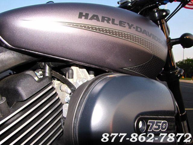 2017 Harley-Davidson STREET ROD 750 XG750A STREET ROD XG750 McHenry, Illinois 23