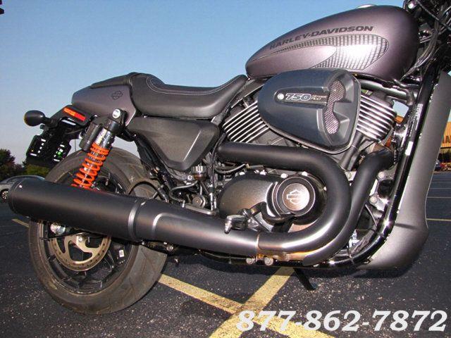 2017 Harley-Davidson STREET ROD 750 XG750A STREET ROD XG750 McHenry, Illinois 25